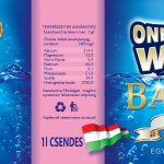 One World Balaton csendes - 1l